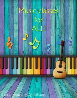 Music class for all