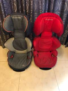 Toddlers car seats