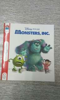 Monsters, Inc. My Bedtime Story