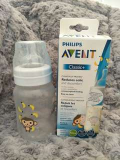 Philips Avent Bottle 260ml / 9oz