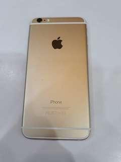 Iphone 6 plus 64 gb gold open line
