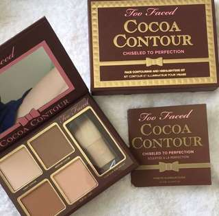 READY LAGI ‼️too faced cocoa contour