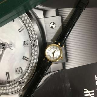 中古 Gucci women vintage Watch 90年代款