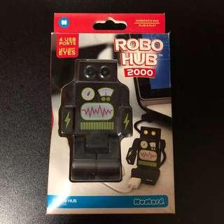 Robot USB Hub x 4 port