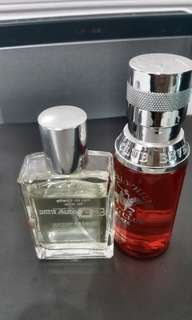 POLO SPORT AFTERSHAVE and MARKS AND SPENCER PERFUME
