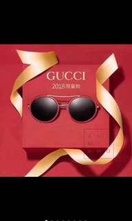 Gucc1 Sunglasses 保真