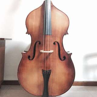 German Double Bass 4/4