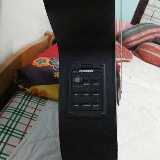 Cort Ori Akustik Elektrik Sudah Upgrade Pream Fishman
