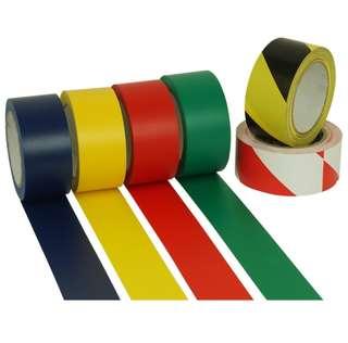 Floor Marking Tape (Yellow/Black)