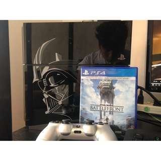 Playstation 4 (PS4) - Star Wars Edition for sale