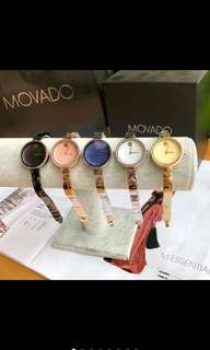 Movad0 Watch