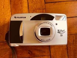 Fujifilm Silvi 70 film camera