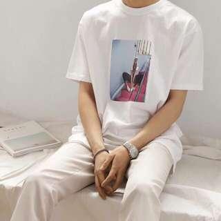 """""""Emily"""" Korean Oversized Shirt"""