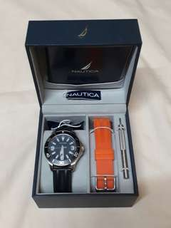 For Sale - Preloved NAUTICA WATCH Model N12634G