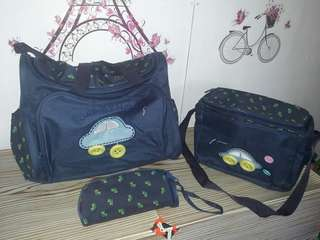 Baby bags set