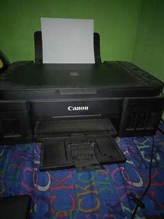 Pixma Cannon G2000