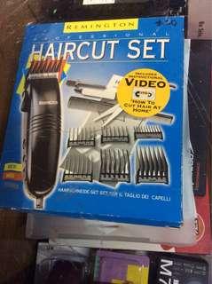 (UBT) Haircut set