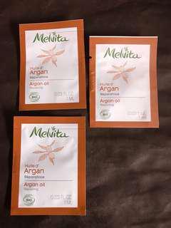 📣🆕 Melvita有機堅果油 1ml (每包$8)