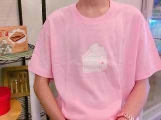"""Strawberry Milk"" Korean Oversized Shirt"