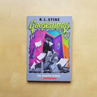 Goosebumps - The Haunted School by R.L. Stine