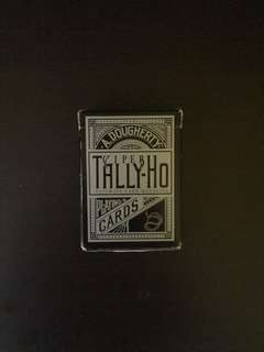 Authentic Tally-Ho / Collectors Item