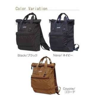 💼ANELLO Backpack💼
