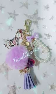 Inspired Tokidoki Bag Charm