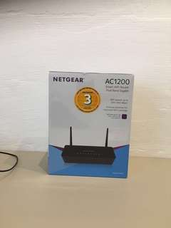 Netgear Wireless Router AC1200