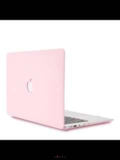 "INSTOCK PASTEL PINK 13"" MACBOOK HARD CASE"