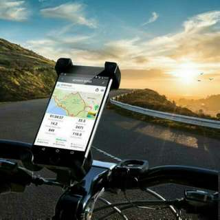 SPECIAL OFFER - Rockbros 360 Degree Rotating Motorcycle/Bicycle Mount Mobile Phone