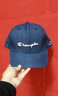 CHAMPION DENIM CAP