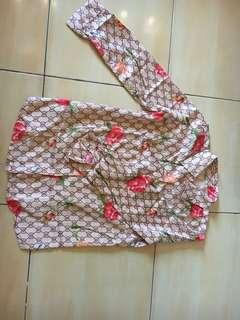 Gucci blouse pink