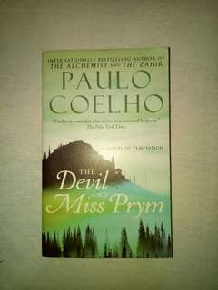 Paulo Coelho- The Devil and Miss Pryn