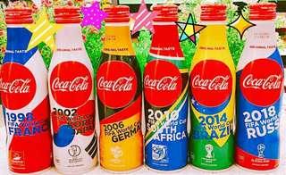 🚚 可口可樂世界足球賽限定版包裝