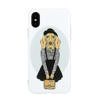 🌼C-1276 Working Dog Case for iPhone🌼