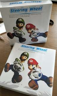 steering wheel wii Mario