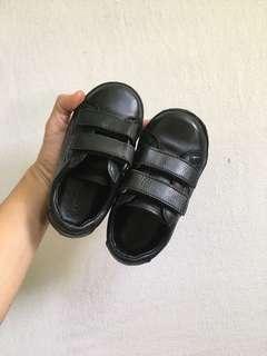 Armani jr Black shoes