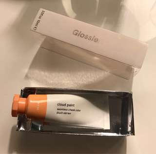 Glossier Cloud Paint - Beam (Blush)