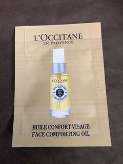 📣 🆕 LOCCITANE face comforting oil 1ml