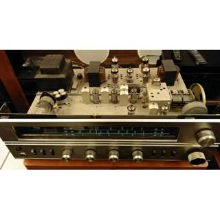 Vintage Sansui Model 220 Tube Receiver - 1969