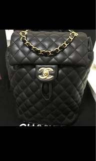徵Chanel backpack