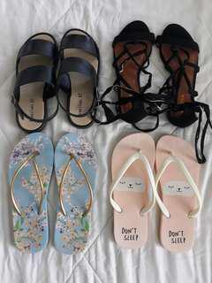 All 4 pairs for 1000