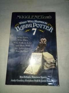 Mugglenet's- What will happen in Harry Potter 7