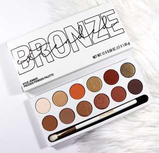 Kylie Cosmetics | Bronze Extended | Kyshadow Palette