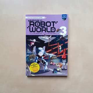 Survival in Robot World vol. 3