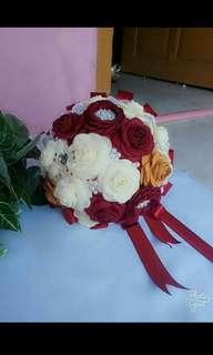 Bunga Buket Pengantin