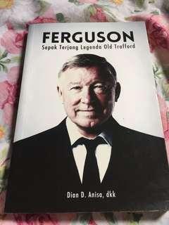 Ferguson, Sepak Terjang Legenda Old Trafford