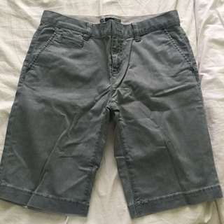 ARMANI EXCHANGE Gray Shorts