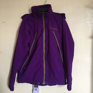 Original Columbia Thermal Comfort Omni-Heat Hiking Jacket