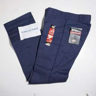 Dickies 874 Original Fit Navy 28x30